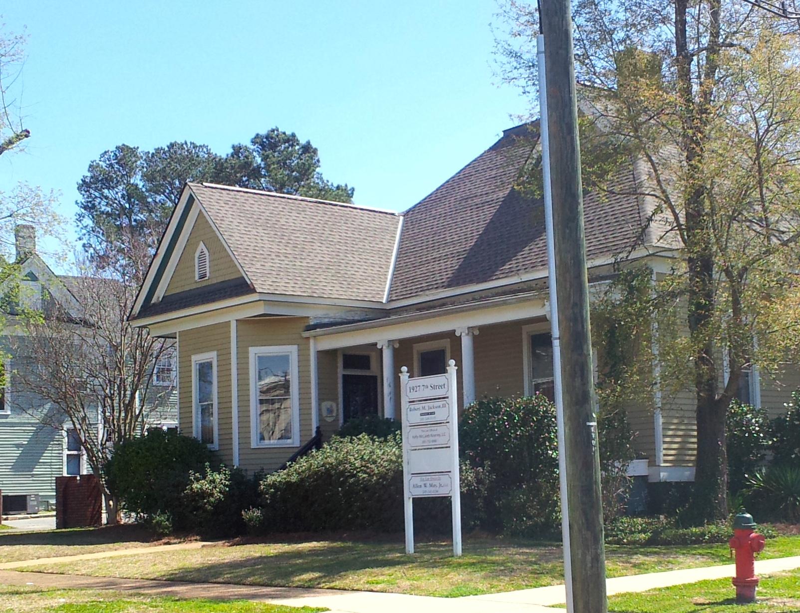 Tuscaloosa law office